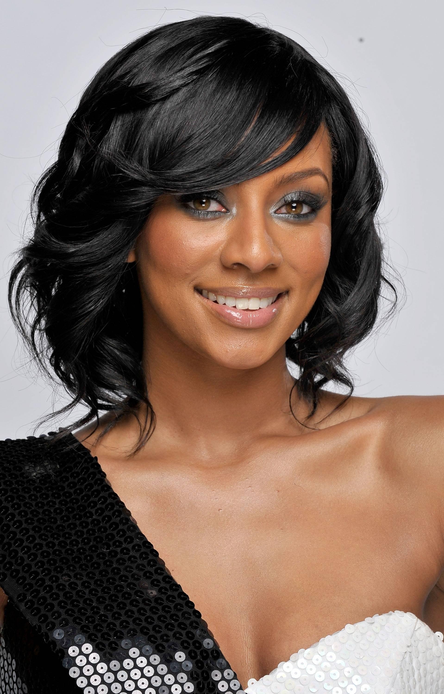 Прически для женщин на черные волосы